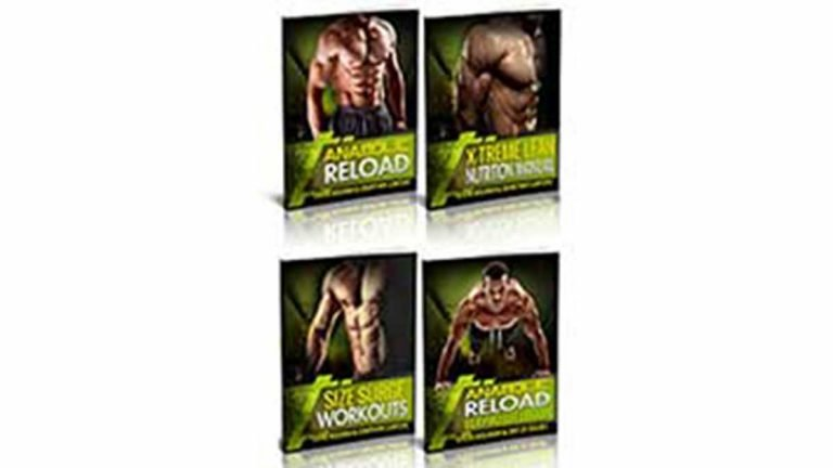 Anabolic Reload – Anabolic Running Program by Steve Holman – Our Full Review