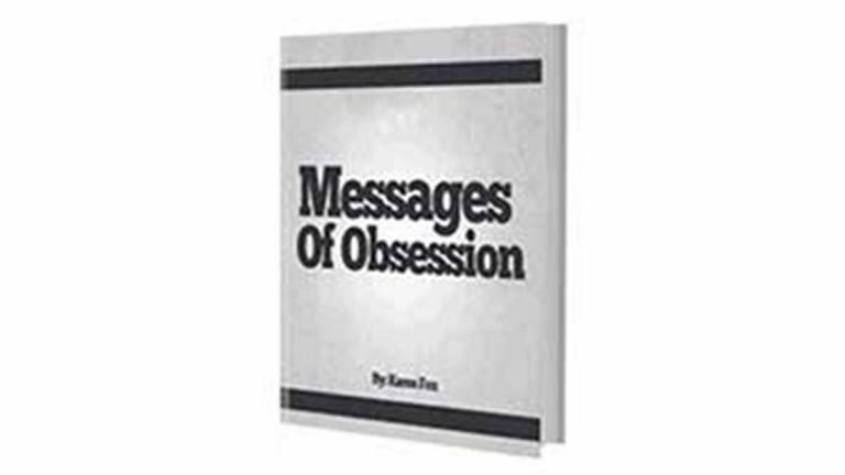 Messages Of Obsession by Karen Fox -OMG!! SHOCKING NEWS …!!! IT'S SCAM?