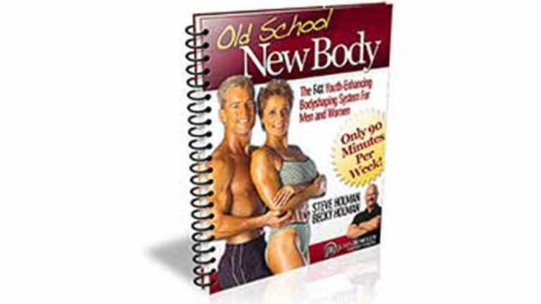 Old School New Body Review – Does This Really Work?