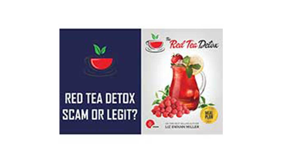 Red Tea Detox Review – best tea for weight loss