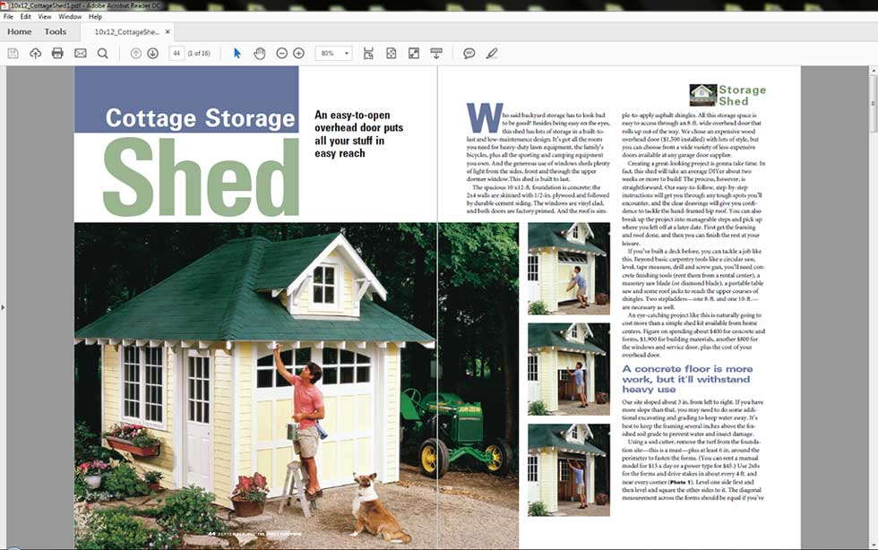 Ryan Shed Plans PDF Ryan's Shed Plans Review (12,000 Sheds) - The Ultimate Collection