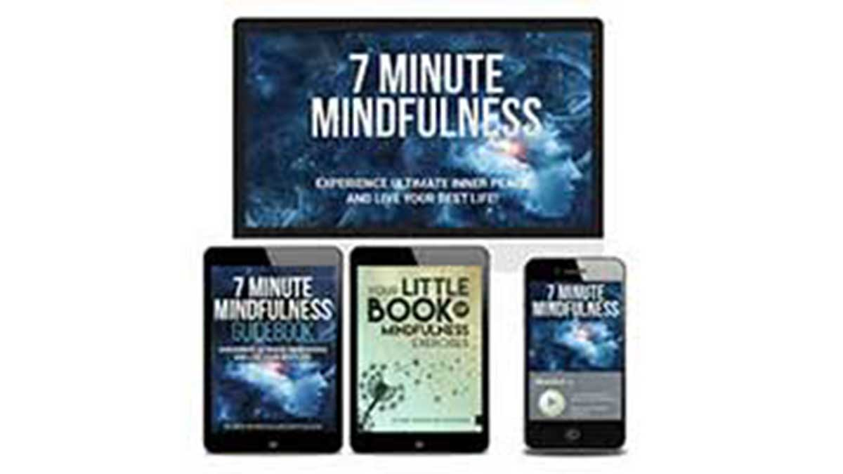 7 Minute Mindfulness Review – Is It Worth It Or Not?