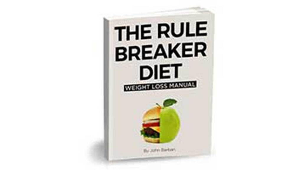 The Rule Breaker Diet 675 Home