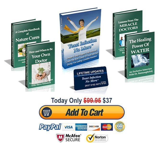 Yeast Infection No More PDF Free Download