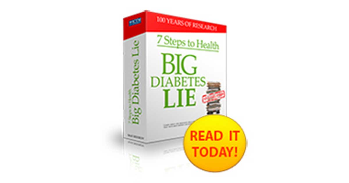 7 Steps To Health and The Big Diabetes Lie Review – SHOCKING Facts!