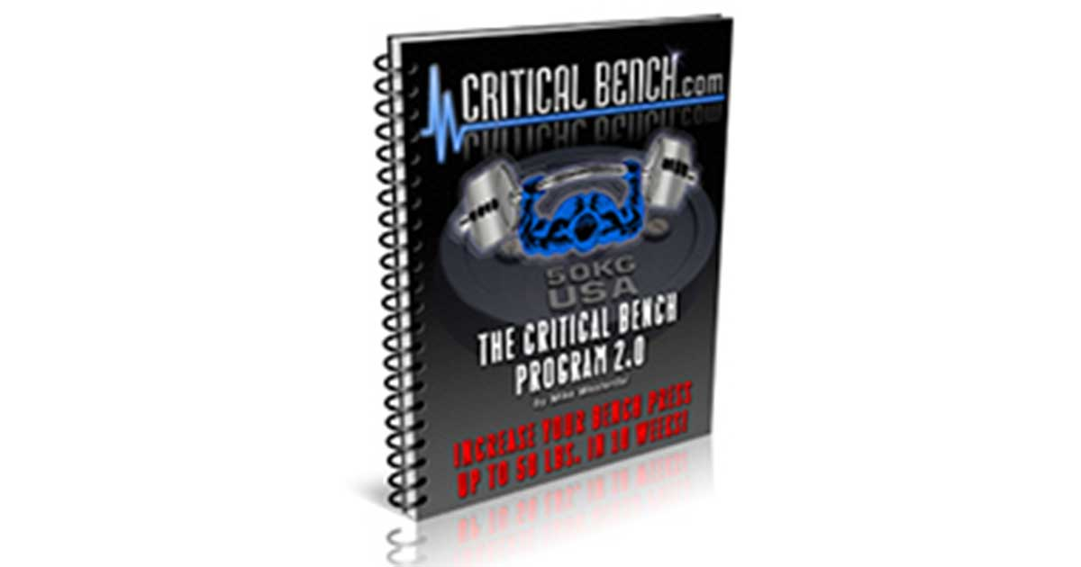 Critical Bench 2.0 Review – Is it a SCAM? Does It REALLY Work?