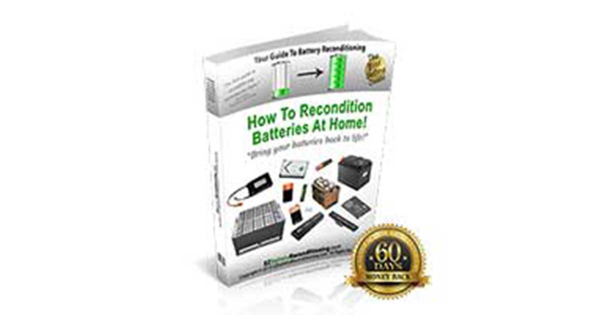 EZ Battery Reconditioning Review : Bringing Batteries Back To Life