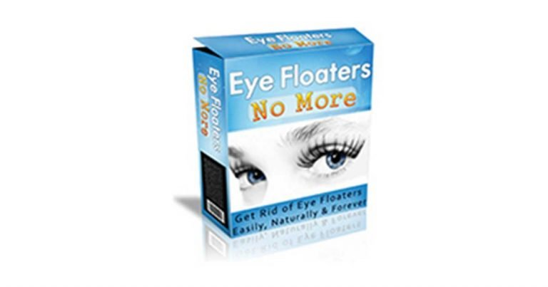 Eye Floaters No More Book Review Exposes Daniel Brown's Eye Floater Treatment Guide