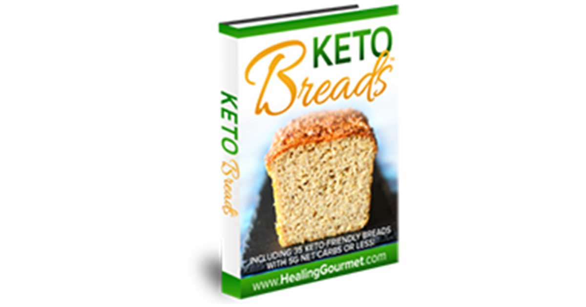 Keto Breads Review: Let's Explore The Entire Cookbook!