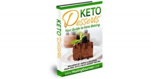 Keto Desserts – 50+ Quick and Delicious, Keto and Paleo Dessert Recipe, PeakToBest