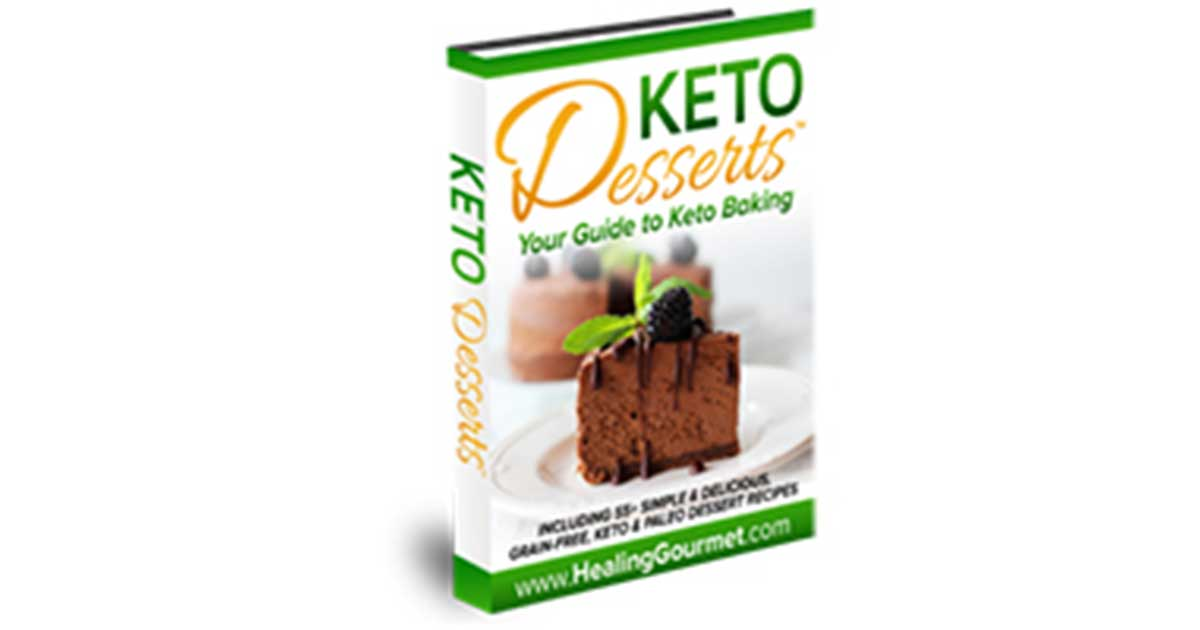 Keto Desserts Review: Is This Keto Dessert Cookbook Worth