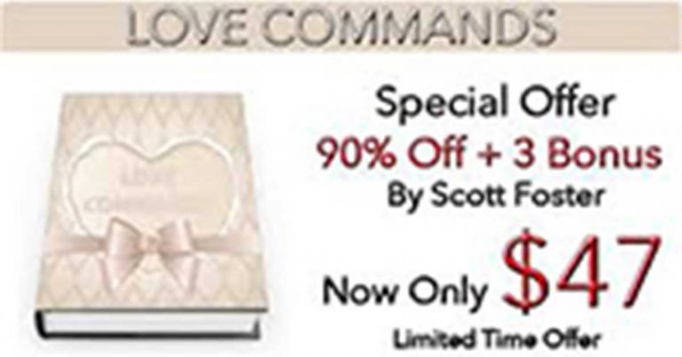 Love Commands Review Catch and Keep Any Man You Desire