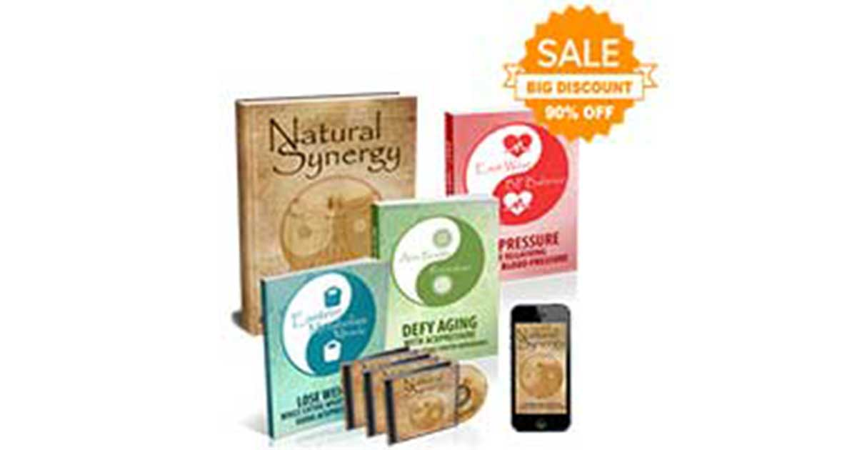 Natural Synergy , Natural Synergy Review: Does this TCM Guide and its ... , Natural Synergy is the ultimate mind and body experience designed to tackle the root cause of 90% of diseases, illness, and health concerns. It's base
