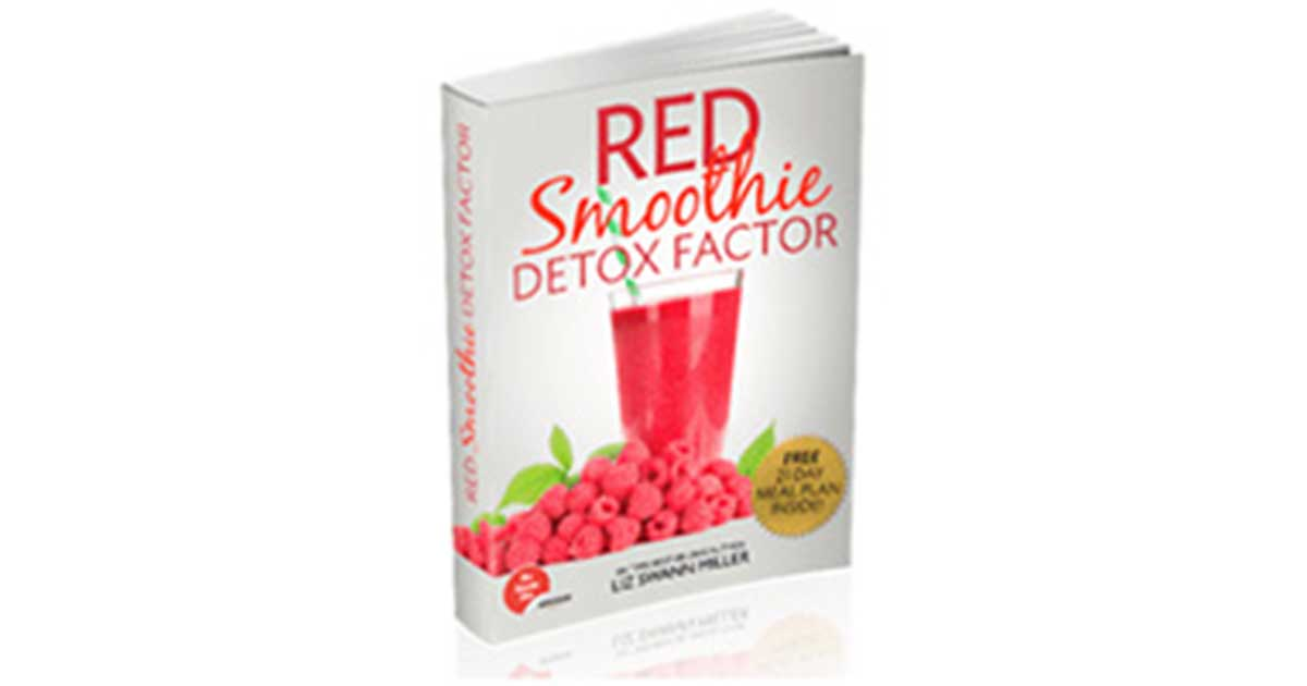 Red Smoothie Detox Factor Review: Does It Work?