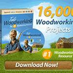 Ted's Woodworking Plans 16000 Woodworking Save Time Money