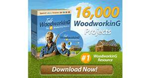 Ted's Woodworking Plans 16,000 Woodworking – Save Time and Money!, PeakToBest