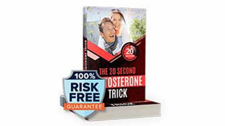 Adam Armstrong's The 20 Second Testosterone Trick Review