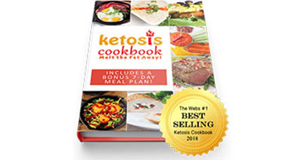 Best Keto Recipe Book 2020: The Ketosis Cookbook Review