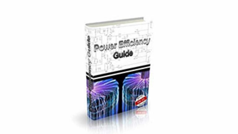 The Power Efficiency Guide by Mark Edwards real or a scam?