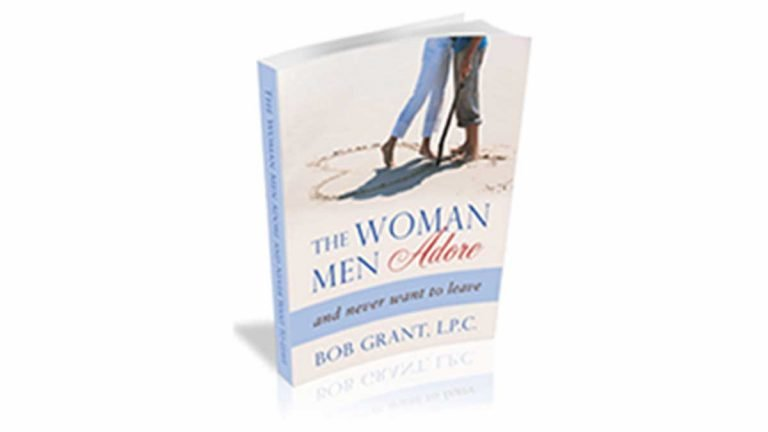 Bob Grant's The Woman Men Adore Become His Only Ideal Woman
