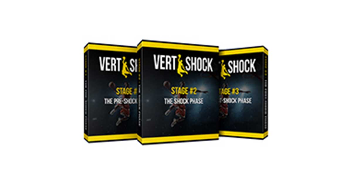 Vert Shock Review – Is this a Good Jump Training Program …