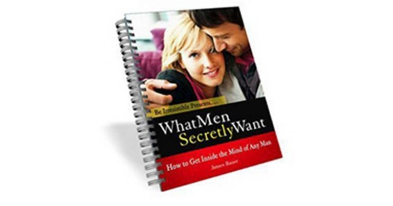 What Men Secretly Want by James Bauer How Does The Respect Principle Work?