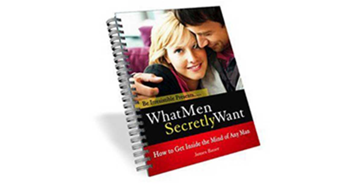 What Men Secretly Want by James Bauer – How Does The Respect Principle Work?