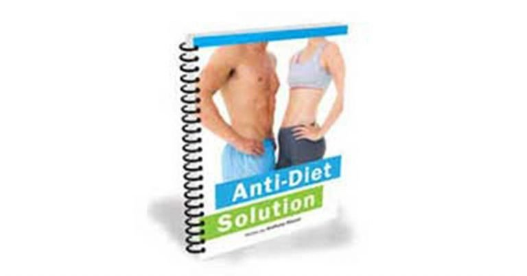Anti-Diet Solution Review Does It Work or Not?