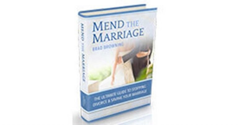 Mend The Marriage System Review What's the Fool-Proof System About?