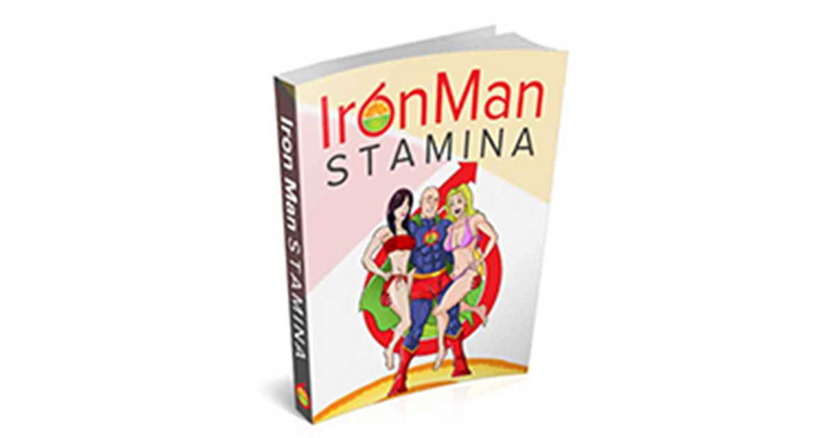 Iron Man Stamina Review – Scam or Legit? – Get Superhero