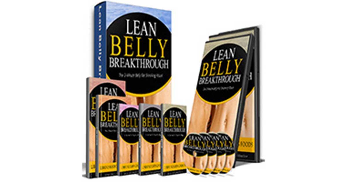 Lean Belly Breakthrough Review : Is It For Real? Let's Find Out!