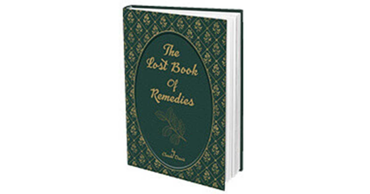 The Lost Book of Herbal Remedies Review – Let's Explore This Guide!