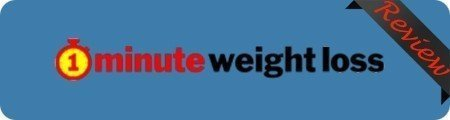 The 1 Minute Weight Loss System Review : DOES IT REALLY WORK