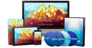 Manifestation Magic By Alexander Wilson: Law Of Attraction..