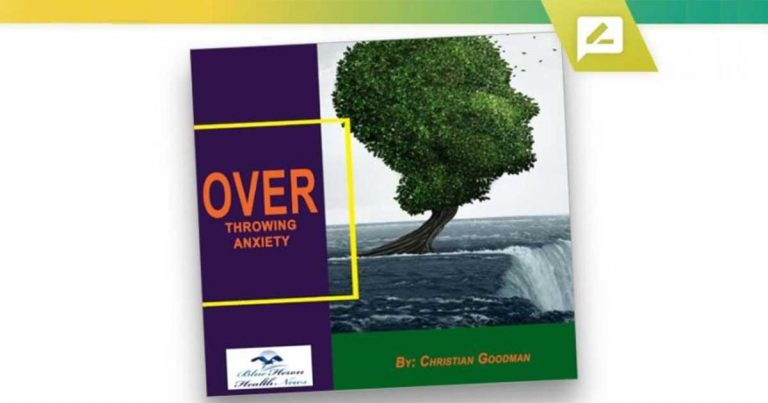 Christian Goodman Overthrowing Anxiety Reviews