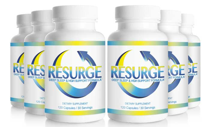 Resurge Reviews Resurge Pills – Is It Possible to Lose Weight While You Sleep?