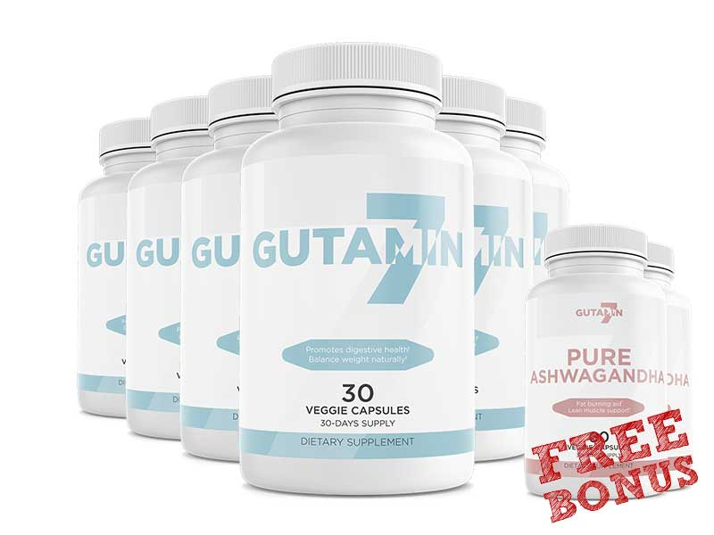 Gutamin 7: Complete Review | Is This Supplement Effective?