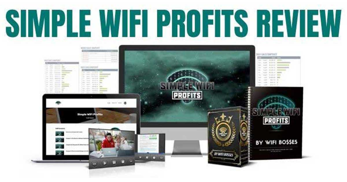 Simple WiFi Profits Review – Don't Be Hypnotized By It!