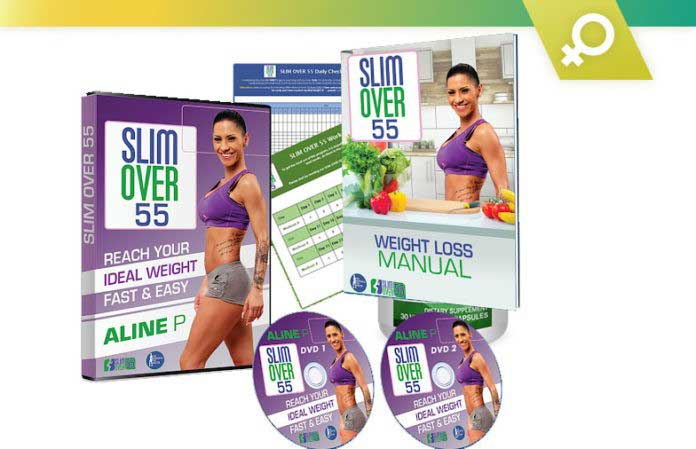 Slim Over 55, Slim Over 55 Review – Does This Program Help to Lose Weight For Women Over The Age Of 55?