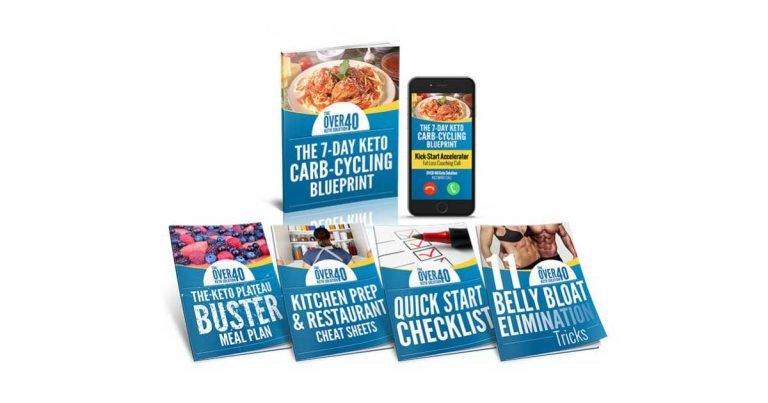 Over 40 Keto Solution Review Worthy or Scam? Read Before