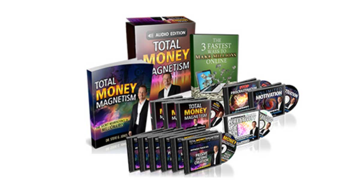 Honest Total Money Magnetism Review – Does it Really Work?