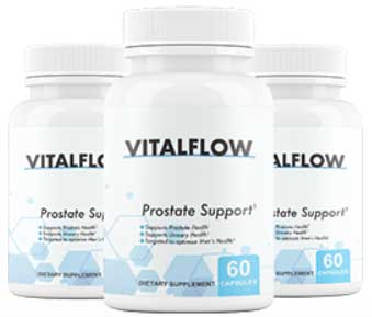 VitalFlow Pills Review - Is It 100% Natural & Safe? Read This