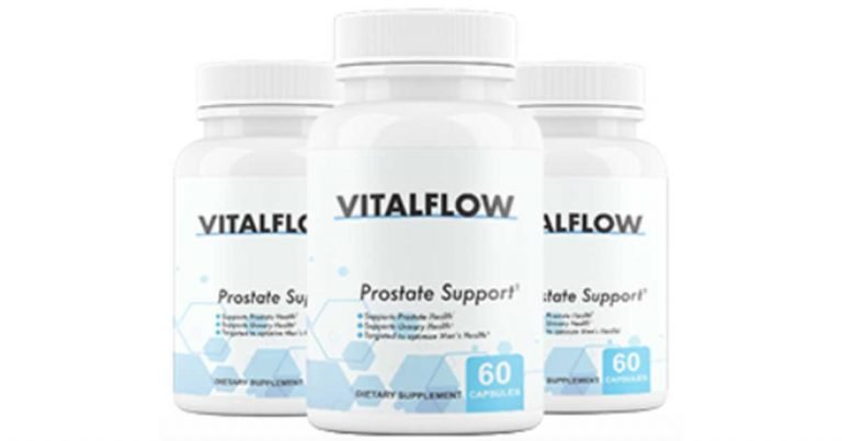 VitalFlow Pills Review Is It 100% Natural Safe? Read This