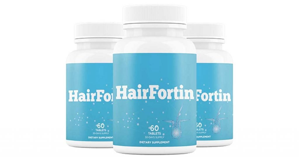HairFortin Review | Real Solution To Hair Loss