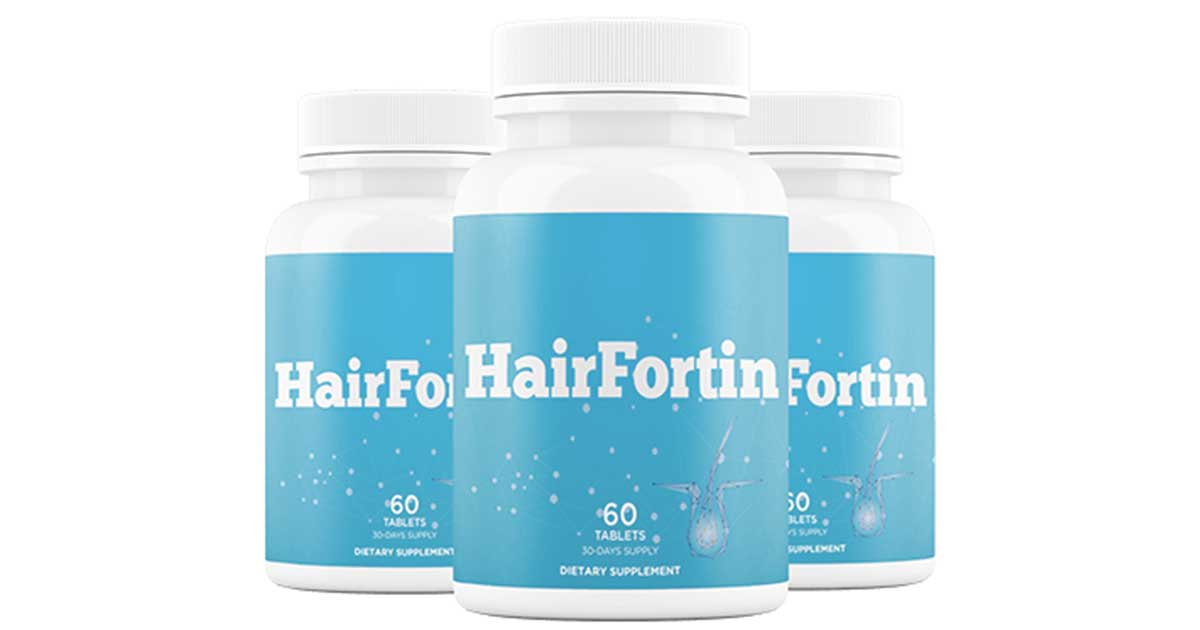 HairFortin Reviews – Ultimate One-stop Solution For All Hair Fall woes!!