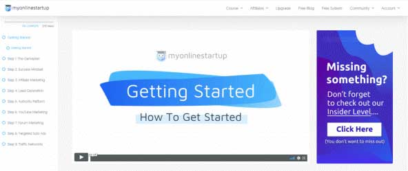 My Online Startup Review - Is My Online Startup Legit or Scam? Free