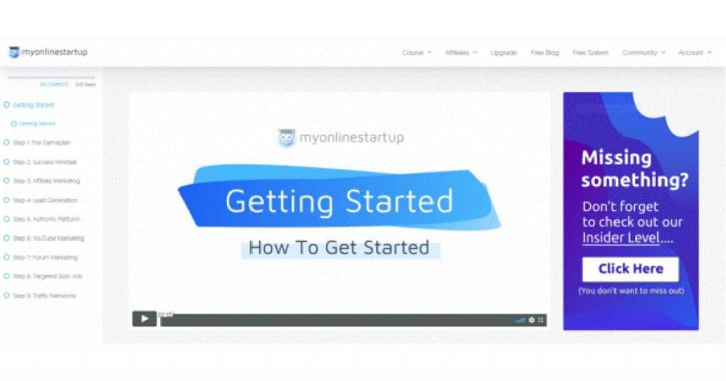 My Online Startup – Build a Sustainable Online Business