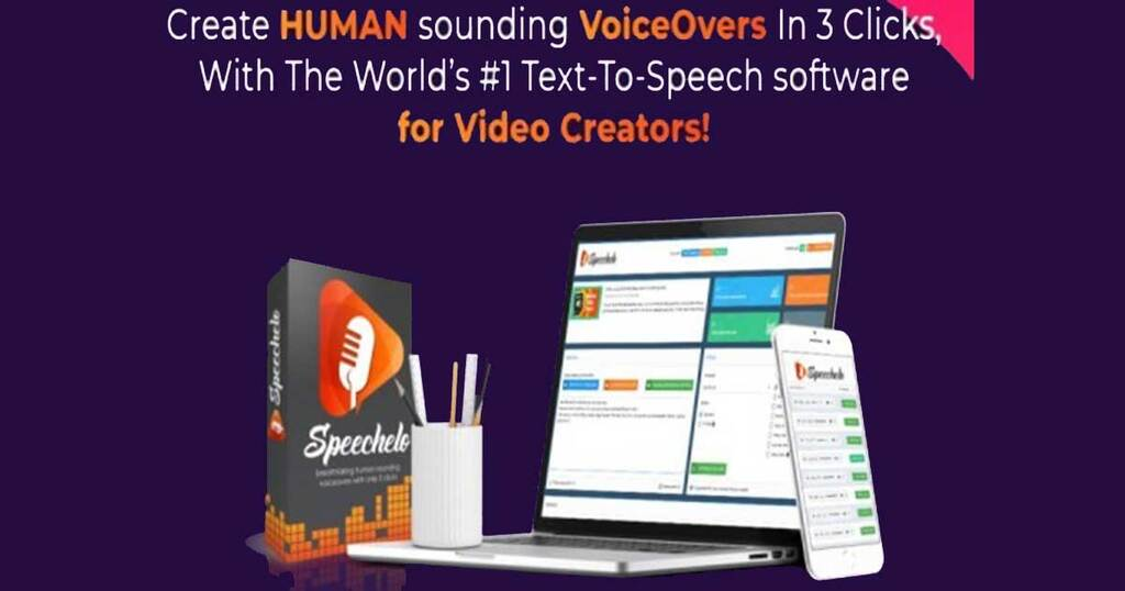 Speechelo Review – Quick Guide in Making Videos!!