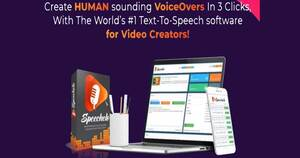 Speechelo Review Quick Guide in Making Videos