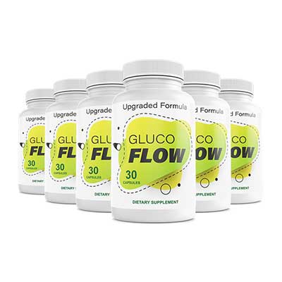 Glucoflow Supplement Pill  Supplements That Burn Fat Build Muscle and Boost Your Sex Drive